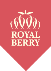 Royal Berry logo - aarbeien